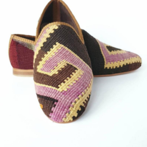 Handmade Kilim Shoes