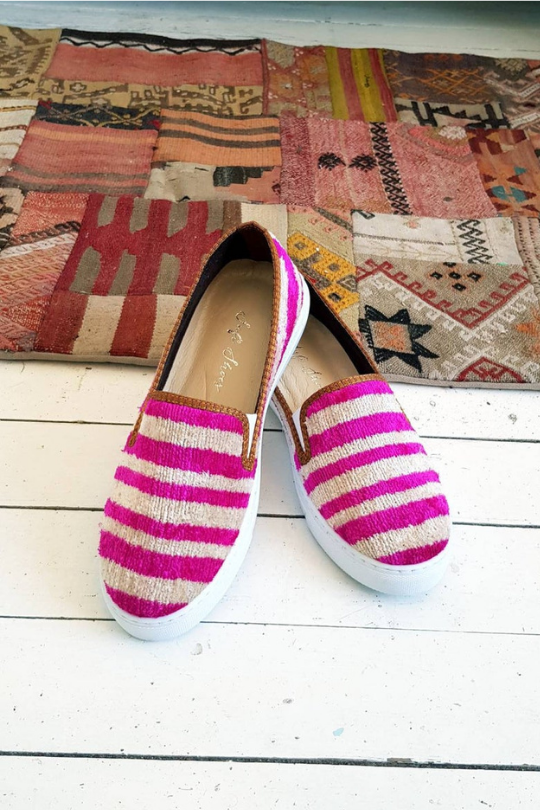 Handmade Sneaker Shoes
