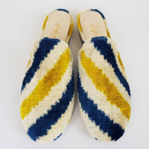 Handmade Women Mule Shoes
