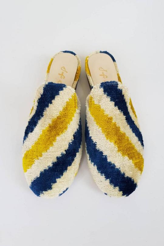Handmade Women Mule Shoes