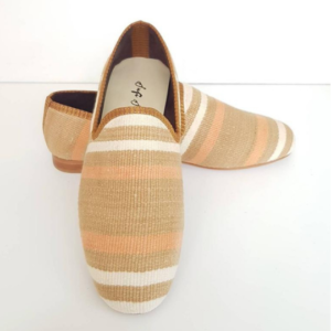 Men Kilim Loafer Handmade