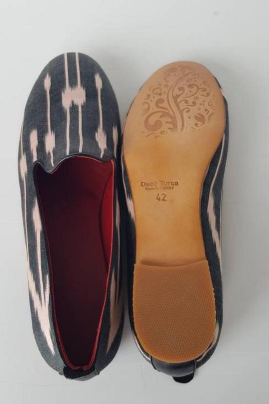 Pure Silk Ikat Men Shoes