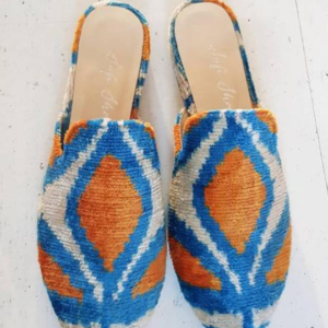 Women Ikat shoes Sandal