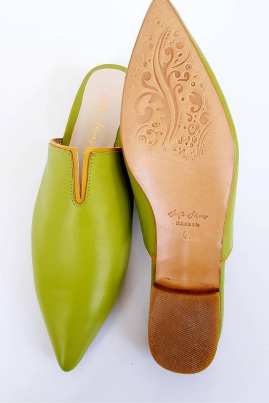 Leather Handmade Shoes