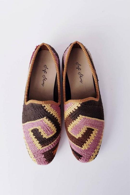 Handmade Kilim Shoes