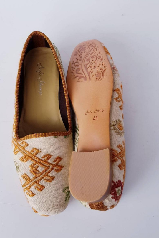 Kilim Shoes Women