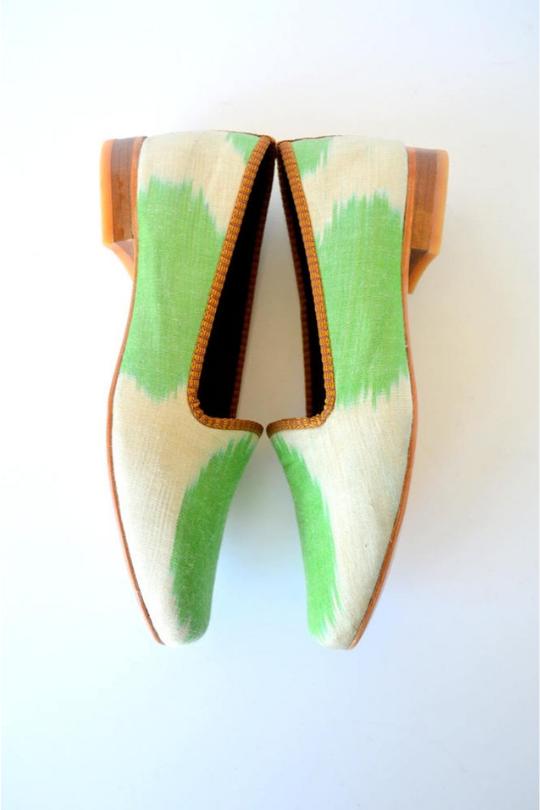Ikat Women Shoes
