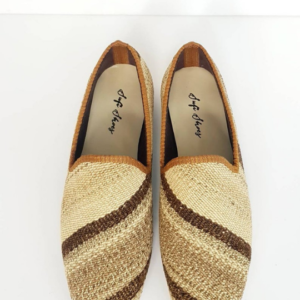 Men Handmade Vintage Kilim Loafer