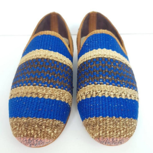 Men Kilim Shoes Handmade Loafer