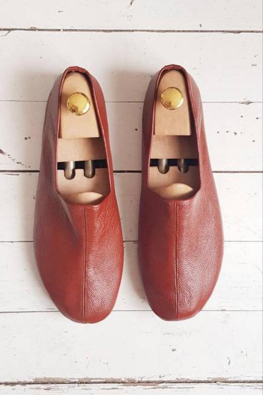Slipper Sufi Babouches Dervish Shoes