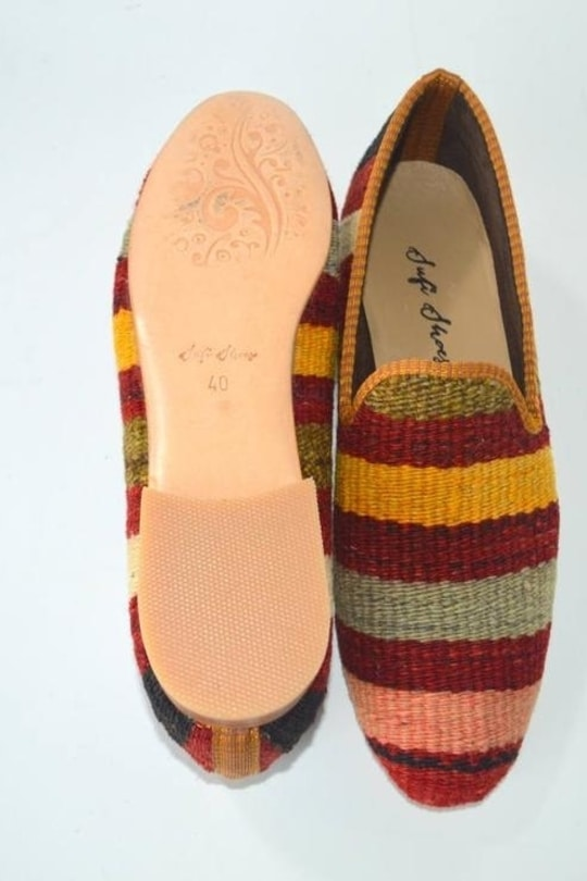 Kilim Shoes Men